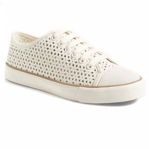 TORY BURCH Daisy Perforated Sneaker